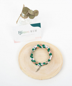 bijoux de grossesse - bracelet allaitement